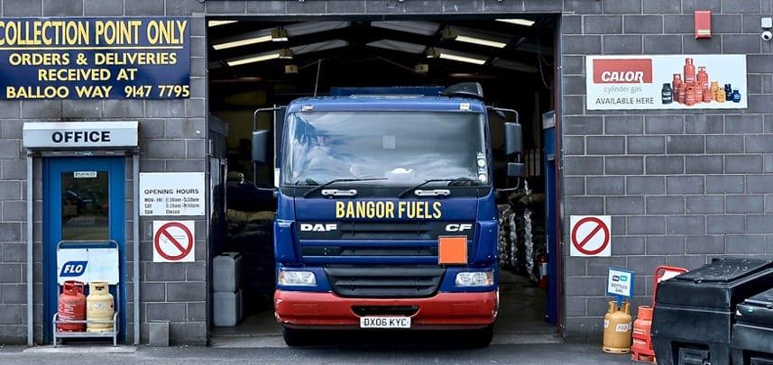 Bangor Fuels - Home Heating Fuel NI